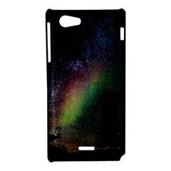 Starry Sky Galaxy Star Milky Way Sony Xperia J