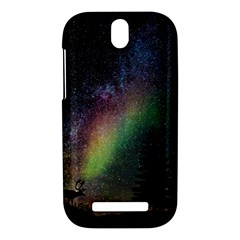 Starry Sky Galaxy Star Milky Way HTC One SV Hardshell Case
