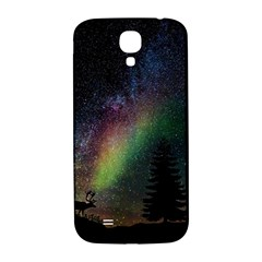 Starry Sky Galaxy Star Milky Way Samsung Galaxy S4 I9500/I9505  Hardshell Back Case