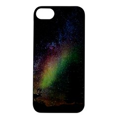 Starry Sky Galaxy Star Milky Way Apple iPhone 5S/ SE Hardshell Case