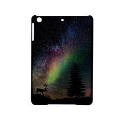 Starry Sky Galaxy Star Milky Way iPad Mini 2 Hardshell Cases