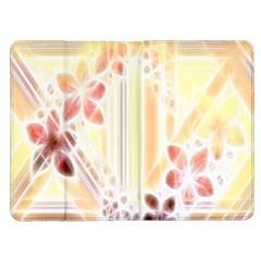 Swirl Flower Curlicue Greeting Card Kindle Fire (1st Gen) Flip Case