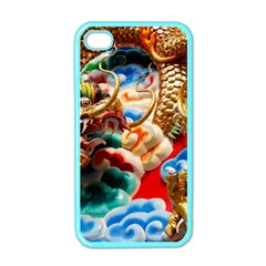 Thailand Bangkok Temple Roof Asia Apple iPhone 4 Case (Color)