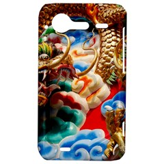 Thailand Bangkok Temple Roof Asia HTC Incredible S Hardshell Case