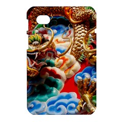 Thailand Bangkok Temple Roof Asia Samsung Galaxy Tab 7  P1000 Hardshell Case