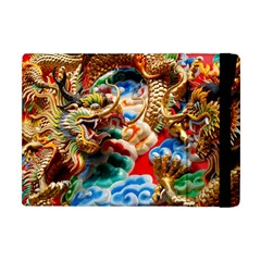 Thailand Bangkok Temple Roof Asia Apple iPad Mini Flip Case