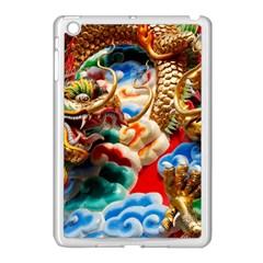 Thailand Bangkok Temple Roof Asia Apple iPad Mini Case (White)