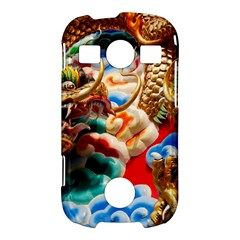 Thailand Bangkok Temple Roof Asia Samsung Galaxy S7710 Xcover 2 Hardshell Case