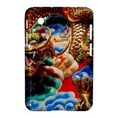 Thailand Bangkok Temple Roof Asia Samsung Galaxy Tab 2 (7 ) P3100 Hardshell Case