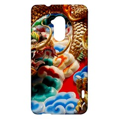 Thailand Bangkok Temple Roof Asia HTC One Max (T6) Hardshell Case