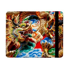 Thailand Bangkok Temple Roof Asia Samsung Galaxy Tab Pro 8.4  Flip Case