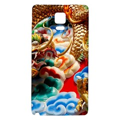 Thailand Bangkok Temple Roof Asia Galaxy Note 4 Back Case