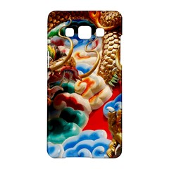 Thailand Bangkok Temple Roof Asia Samsung Galaxy A5 Hardshell Case