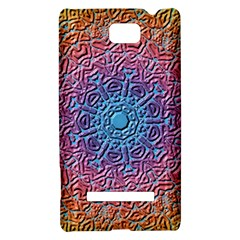 Tile Background Pattern Texture HTC 8S Hardshell Case