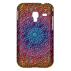 Tile Background Pattern Texture Samsung Galaxy Ace Plus S7500 Hardshell Case