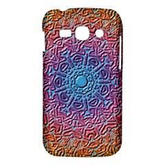 Tile Background Pattern Texture Samsung Galaxy Ace 3 S7272 Hardshell Case