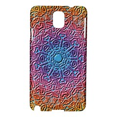 Tile Background Pattern Texture Samsung Galaxy Note 3 N9005 Hardshell Case