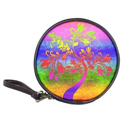 Tree Colorful Mystical Autumn Classic 20-CD Wallets