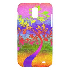 Tree Colorful Mystical Autumn Samsung Galaxy S II Skyrocket Hardshell Case
