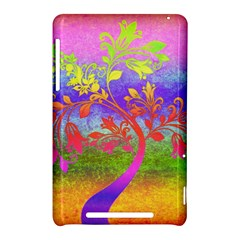 Tree Colorful Mystical Autumn Nexus 7 (2012)