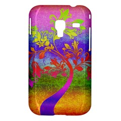 Tree Colorful Mystical Autumn Samsung Galaxy Ace Plus S7500 Hardshell Case