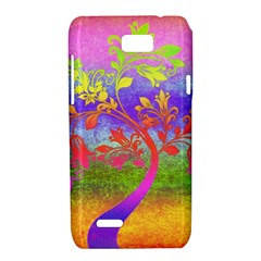 Tree Colorful Mystical Autumn Motorola XT788