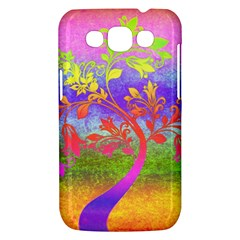 Tree Colorful Mystical Autumn Samsung Galaxy Win I8550 Hardshell Case