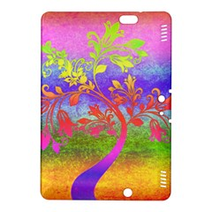 Tree Colorful Mystical Autumn Kindle Fire HDX 8.9  Hardshell Case