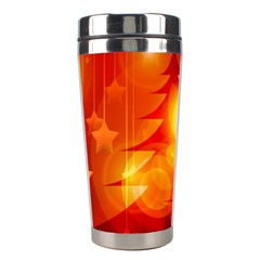 Tree Trees Silhouettes Silhouette Stainless Steel Travel Tumblers
