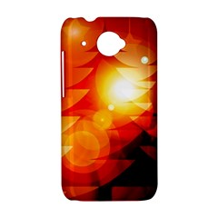 Tree Trees Silhouettes Silhouette HTC Desire 601 Hardshell Case