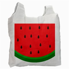 Watermelon Fruit Recycle Bag (One Side)