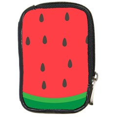 Watermelon Fruit Compact Camera Cases