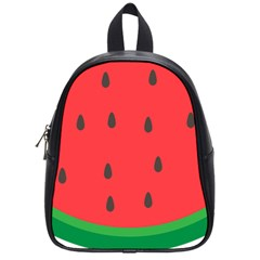 Watermelon Fruit School Bags (Small)
