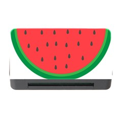 Watermelon Fruit Memory Card Reader with CF