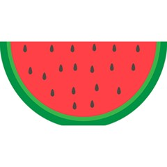 Watermelon Fruit YOU ARE INVITED 3D Greeting Card (8x4)