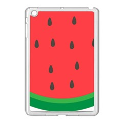 Watermelon Fruit Apple iPad Mini Case (White)