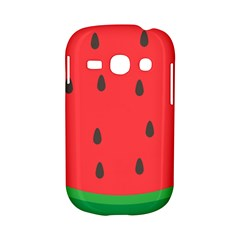 Watermelon Fruit Samsung Galaxy S6810 Hardshell Case