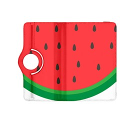 Watermelon Fruit Kindle Fire HDX 8.9  Flip 360 Case