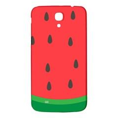 Watermelon Fruit Samsung Galaxy Mega I9200 Hardshell Back Case
