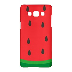 Watermelon Fruit Samsung Galaxy A5 Hardshell Case