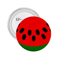 Watermelon Melon Seeds Produce 2.25  Buttons