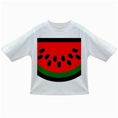Watermelon Melon Seeds Produce Infant/Toddler T-Shirts
