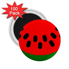 Watermelon Melon Seeds Produce 2.25  Magnets (100 pack)