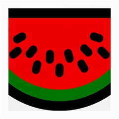 Watermelon Melon Seeds Produce Medium Glasses Cloth
