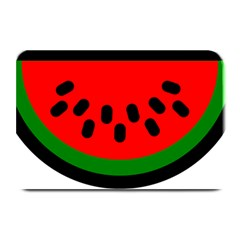 Watermelon Melon Seeds Produce Plate Mats