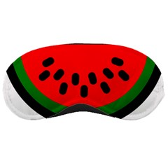 Watermelon Melon Seeds Produce Sleeping Masks