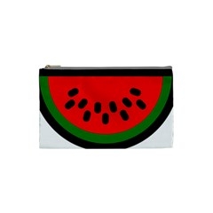 Watermelon Melon Seeds Produce Cosmetic Bag (Small)