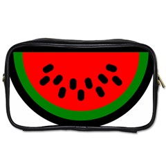 Watermelon Melon Seeds Produce Toiletries Bags 2-Side
