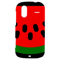 Watermelon Melon Seeds Produce HTC Amaze 4G Hardshell Case