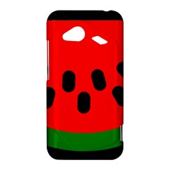 Watermelon Melon Seeds Produce HTC Droid Incredible 4G LTE Hardshell Case